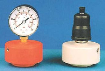 Diaphragm Gauges